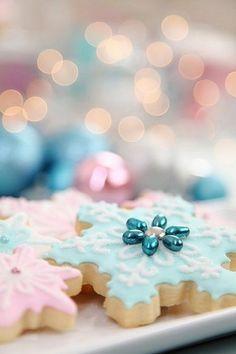 pastel snowflake wallpaper - photo #25