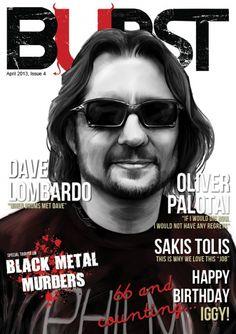 Burst Magazine Issue 4, April 2013 Magazine, Magazines, Warehouse, Newspaper