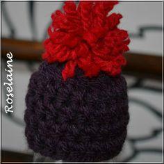Bonnet crochet 028 Innocent Smoothie Hat