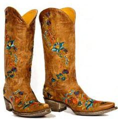 Rivertrail Mercantile - Old Gringo Jasmine Oryx Boots L1286-5, $550.00 (http://www.rivertrailmercantile.com/old-gringo-jasmine-oryx-boots-l1286-5/)