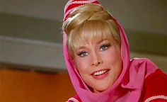 i dream of jeannie blink gif | TV GIFs Of The Week (And The Best Of 'I Dream of Jeannie')