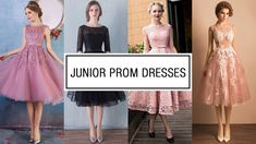 Top 10 Short Dresses For Junior Prom Girls | Best 2018 Party, Homecoming, Cocktail Dresses - YouTube