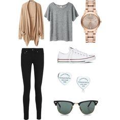 Traveling Outfit! - Look de viaje