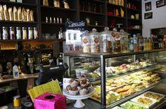 Sezana's Coffee Shop, Australia
