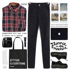 """""""attitude"""" by scarlett-morwenna ❤ liked on Polyvore featuring Polaroid, MAKE UP FOR EVER, vintage, women's clothing, women's fashion, women, female, woman, misses and juniors"""