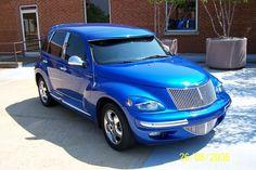 Chrysler : PT Cruiser Touring Edition customized