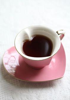 Tea Lover Cup & Saucer Set | Modern Vintage Home & Office