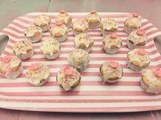 Mini fairy cupcakes