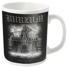 Cana Burzum: Det Som Engang Var Metalhead, Mugs, Mug