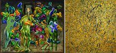 Simon-Hantai-Pompidou-art-Paris-Select