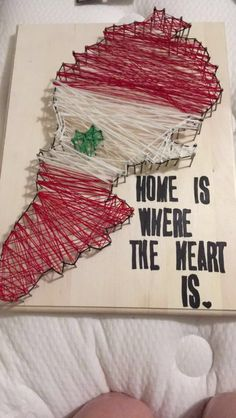 String Art, Independence Day, Art For Kids, Deco, Christmas, Handmade, Crafts, School, Business