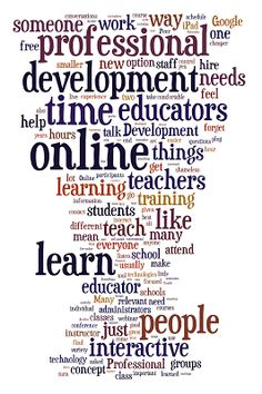 Modern Trends in Education: 5 Traits of High Quality Professional Development