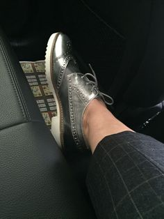 Silver Oxford. Why not!?