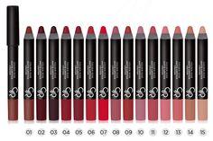 Golden Rose Crayon super fijne lipstick, gemakkelijk aan te brengen en blijft super zitten. Meer info www.goldenroseshop.nl