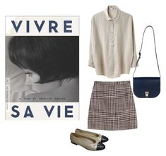 """""""vivre sa vie"""" by flaneurforever ❤ liked on Polyvore featuring Missoni, Acne Studios, A.P.C., The Criterion Collection and Chanel"""