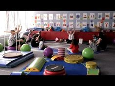 The Sensory Room: Helping Students With Autism Focus & Learn - YouTube