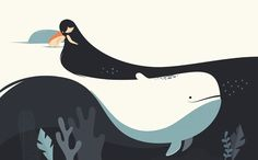 Amari - hikimi illustration
