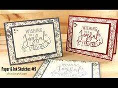 https://mychicnscratch.com/2016/11/paper-and-ink-sketches-9.html Stampin' Up! US Demonstrator Angie Juda shares a project with you. To shop ONLINE please cli...