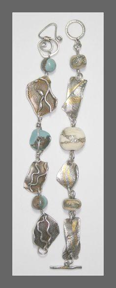 Jatayu: Student Gallery - Bracelets  By Connie Fox