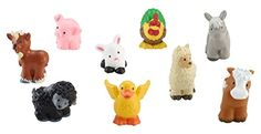 Fisher-Price Little People Farm Animal Friends Fisher-Price http://smile.amazon.com/dp/B00NHPGW0M/ref=cm_sw_r_pi_dp_bykywb0H728SX