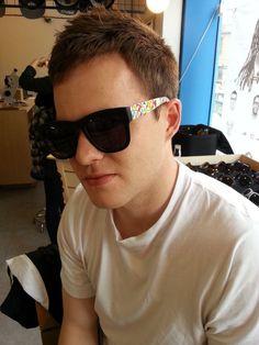 NEW COLOR SPARK La Digue No.2 edition trendy fasionable wayfarer cool Sunglasses #COLORSPARK #Square
