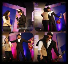 Kajol and SRKset the stage on fire at HT's Mumbai's Most Stylish awards 2014