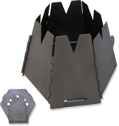 Is This Some Crazy Crown? No, the Vargo Backpacking Wood Stove.