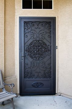 Had two for our oversized entry doors on Julie Dr. - Medallion Mediterranean #FirstImpression & Pin by Kim Pollock on Ideas for the House | Pinterest | Products ...