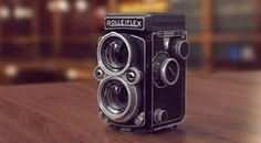The Rolleiflex Camera at ChoosYour.co.uk http://chooseyour.co.uk/2012/09/the-rolleiflex-camera/#
