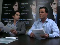Live Video Chat, White Collar s1