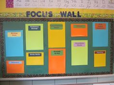 Tales of This 4th Grade Teacher: Reading Street 4th Grade Focus Wall and Notebook