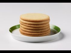Seven Steps to Flawless Rolled Cookies with Julia M. Usher - YouTube