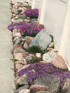 110 Awesome Dry River Bed Landscaping Design Ideas You Have Owned On Your Garden 2402