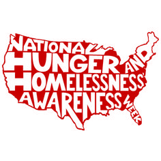 Get involved with National Hunger and Homelessness Awareness Week to educate your friends and family about the realities of poverty in your community.
