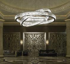 Cristales de Swarosky en el centro de la casa favorece a la estabilidad perfecta del hogar. Feng Shui