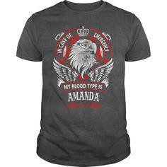 In case of emergency. My blood type is amanda #amanda. A Names t-shirts,A Names sweatshirts, A Names hoodies,A Names v-necks,A Names tank top,A Names legging.
