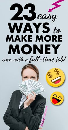 Earn Extra Income, Earn Extra Cash, Extra Money, Money Hacks, Money Tips, Way To Make Money, Make Money Online, Self Employed Jobs, Online Friends