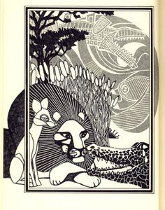 Image result for Gassire's Lute: A West African Epic by Leo and Diane Dillon(1990)..