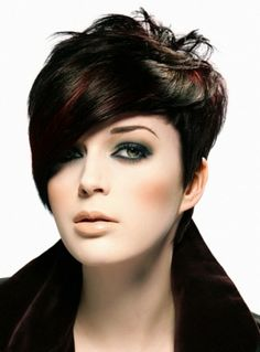 Model of best short haircuts for women hair trends is being much highlighted.