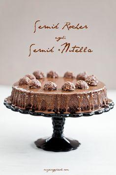 Recipe | Ferrero Rocher & Nutella Cheesecake