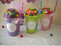 dulceros con vasos desechables11