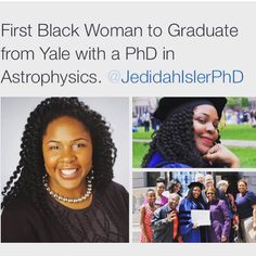 She better do that! Black Excellence.
