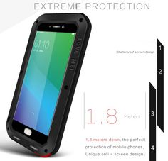 Love Mei Powerful OPPO R9 Plus Protective Case