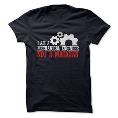 Mechanical Engineer Top T Shirt