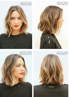 30 Trends 2015 Modern Sizes and Trends - Short and Medium Length Hair - Hair - cheveux Hair Styles 2014, Medium Hair Styles, Short Hair Styles, Pretty Hairstyles, Bob Hairstyles, Short Haircuts, Wedding Hairstyles, Hairstyle Ideas, Braided Hairstyles