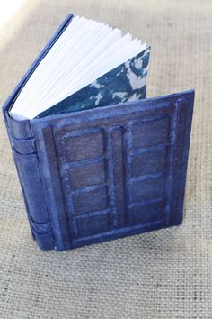 Doctor Who River Song Journal by PoisonousFrog on Etsy
