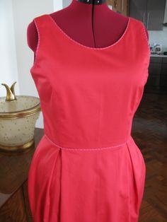 Elisalex dress - Pattern; By Hand London
