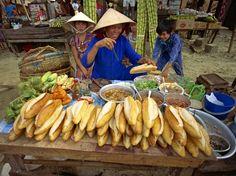 Banh Mi Sandwiches, #Vietnam