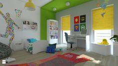 Kolorowy pokój dla firmy GAPPAG - zdjęcie od INTUS DeSiGn - Pokój dziecka - Styl Nowoczesny - INTUS DeSiGn