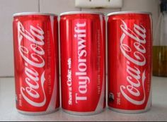 Oh yeah!!! I love Coca Cola and Taylor!!!! Awesome!!!